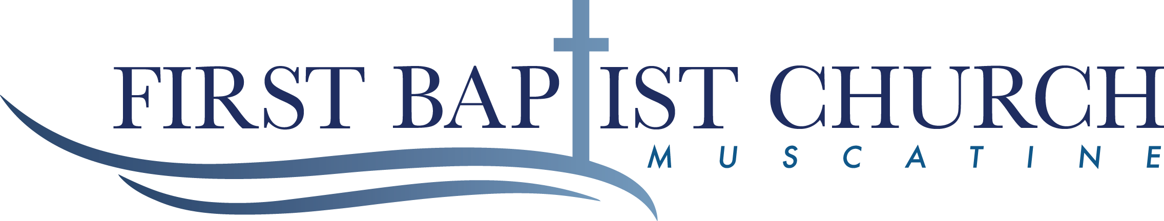 First Baptist Church Footer Logo